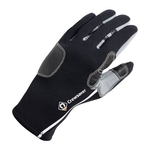 Crewsaver Tri-Season Glove Black