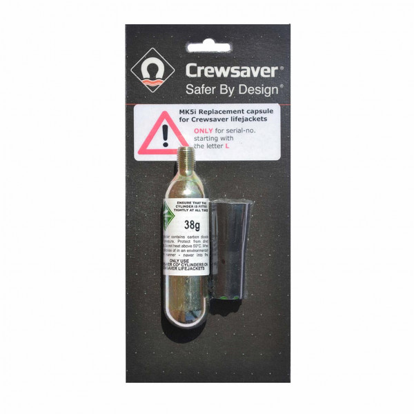 Crewsaver 38g Automatic Re-arming Pack