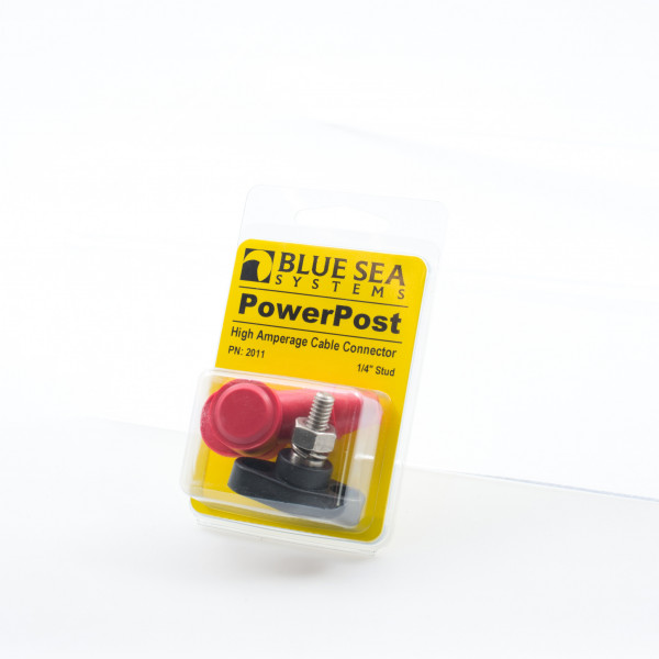 Blue Sea Powerpost Mini 1/4""