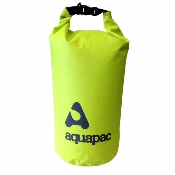 Aquapac Waterproof TrailProof Dry Bag 25L with Shoulder Strap Acid Green - 735