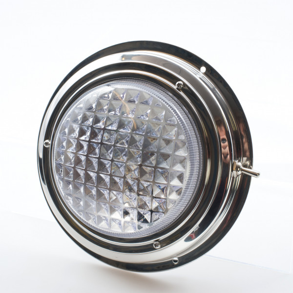 Dome Light SS Switched 76mm