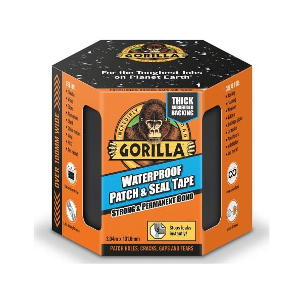 Gorilla Waterproof Patch & Seal Tape 3m