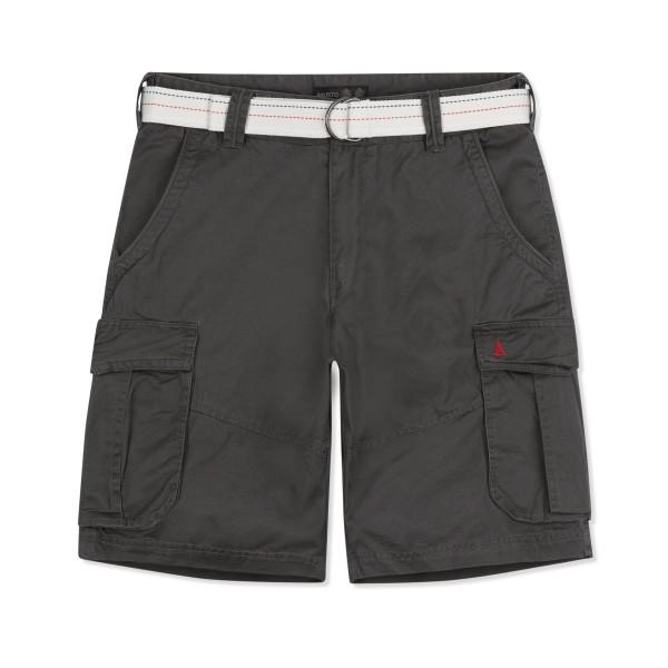 Musto Bay Combat Shorts Charcoal