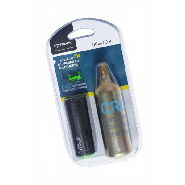 Spinlock Re-Arming Kit Deckvest Cento Junior Lifejacket DW-RAK/100