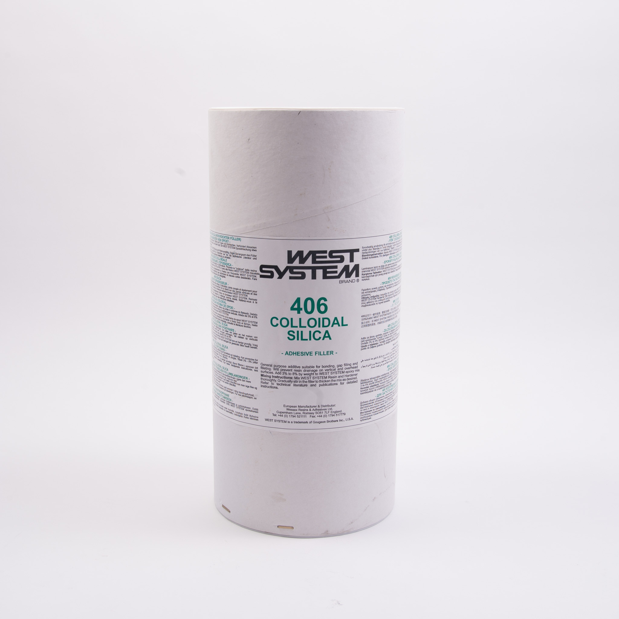 West System 406A Colloidal Silica Filler 0 275kg