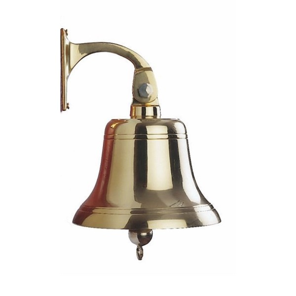 """Ships Bell 6"""" Brass"""
