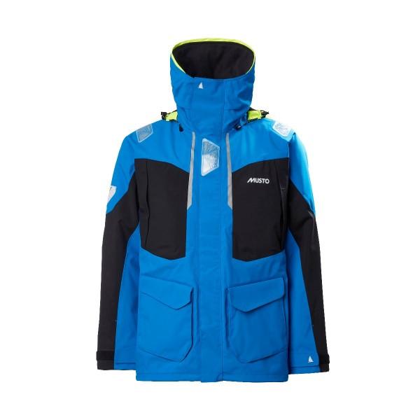 Musto BR2 Offshore Jacket Brilliant Blue/Black