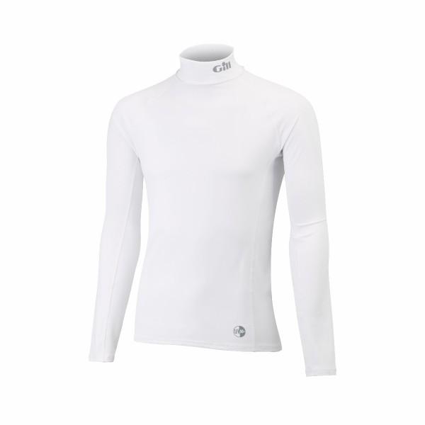 Gill Junior UV Rash Vest - Long Sleeve White 4423J