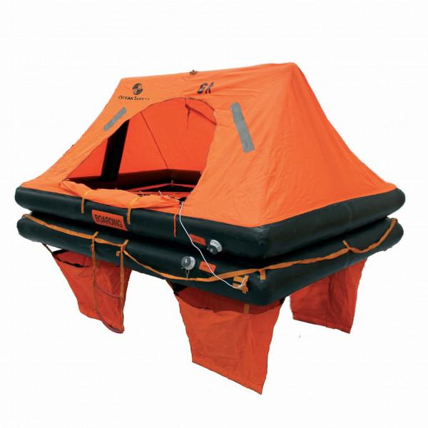 Ocean Standard 4V Liferaft