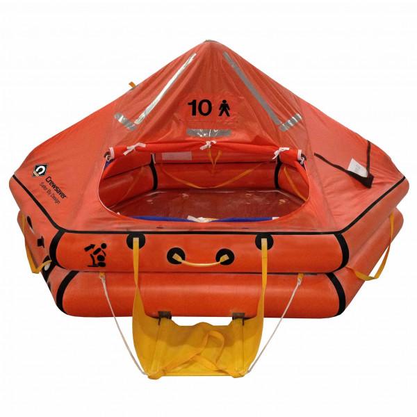 Crewsaver ISO Ocean Liferaft under 24hr Container