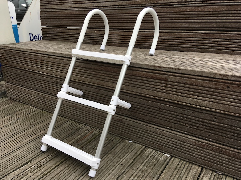 Yacht Boarding Ladders Captain Watts Yacht Supplies Chandlery