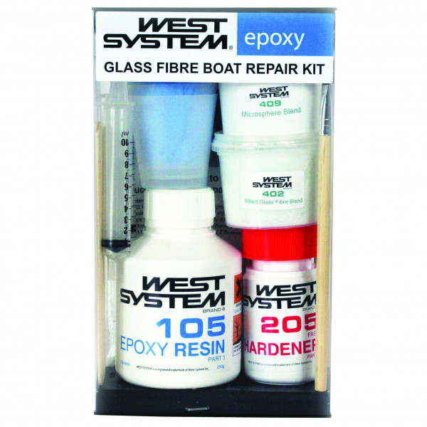 West System GRP Boat Repair Kit