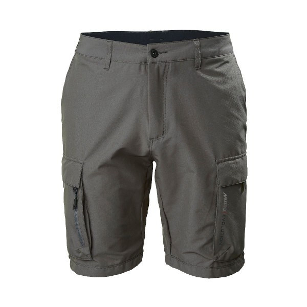 Musto Evolution Deck UV Fast Dry Short Charcoal