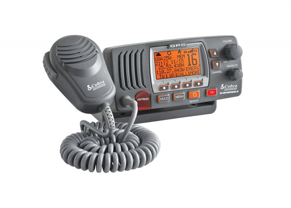 Cobra-F77-DSC GPS VHF Submersible