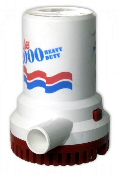 Rule 2000GPH 12v Bilge Pump
