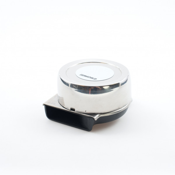 Compact Boat Horn Stainless Steel