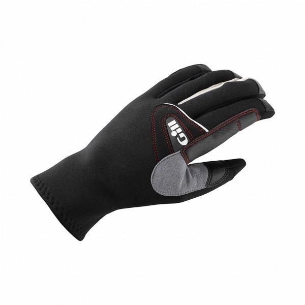 Gill Three Season Gloves Black 2018