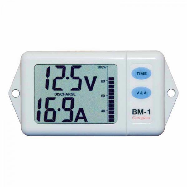 NASA Battery Monitor Compact 12v