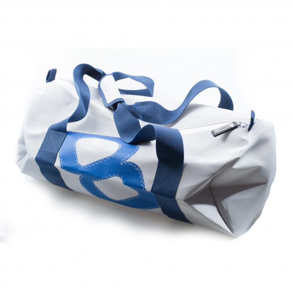 Sailcloth Barrel Bag