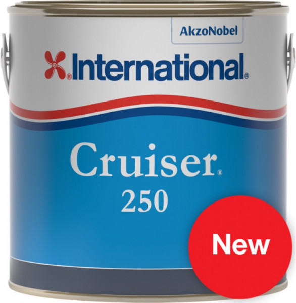 International Cruiser 250 Antifouling 750ml