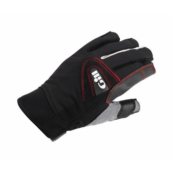 Gill Championship Gloves Short Finger Black