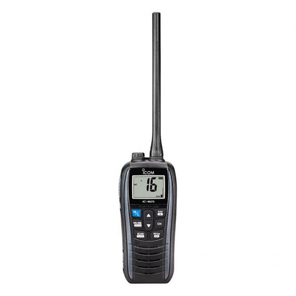 Icom IC-M25 VHF Radio Grey