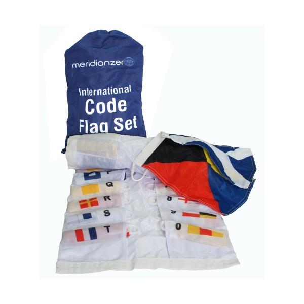 Essential Code Flag Set