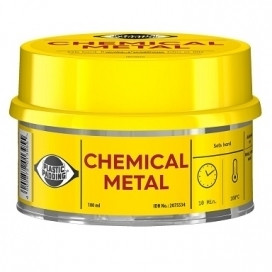 Plastic Padding Chemical Metal Repair Paste 180ml