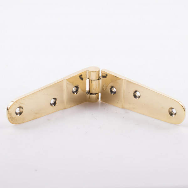 Davey and Co. Hinge Strap Brass