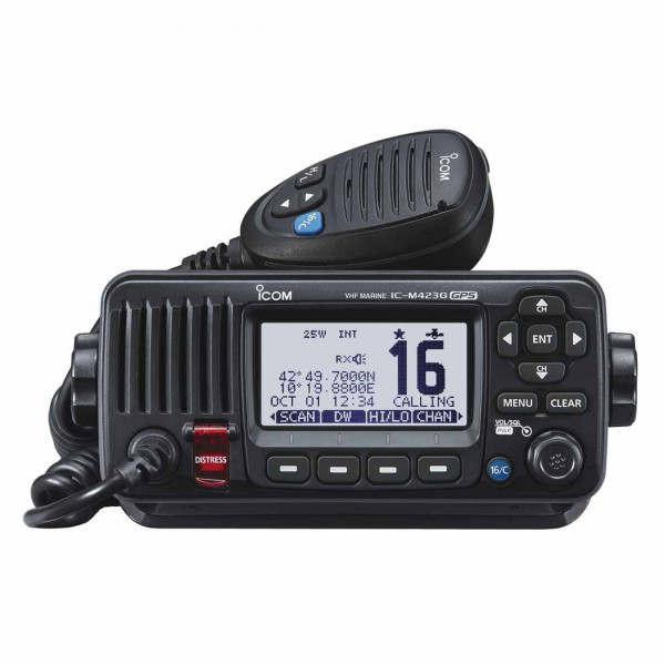 Icom M423G Fixed VHF Radio with GPS