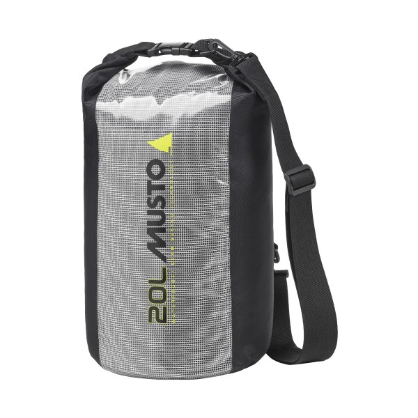 Musto Essential 20L Dry Tube Black 80066