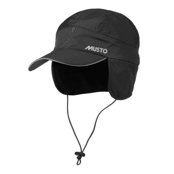 Musto Fleece Lined Waterproof Cap Black 80016_991-O/S