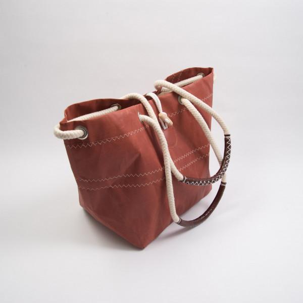 Cube Bag Tan