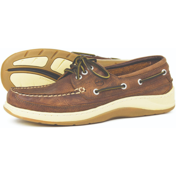 Orca Bay Squamish Russet Deck Shoe