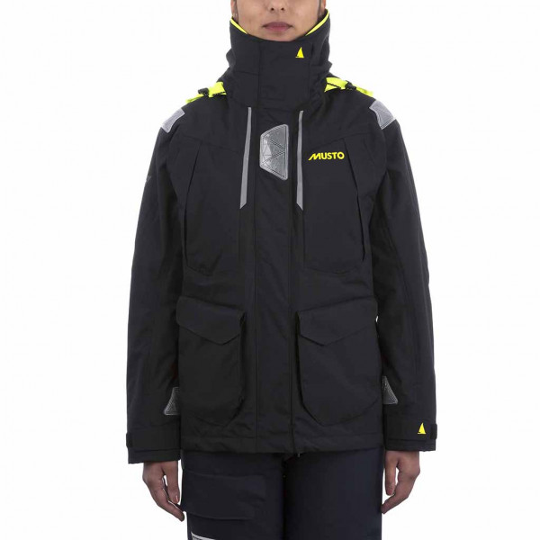 Musto BR2 Offshore Jacket Womens Black