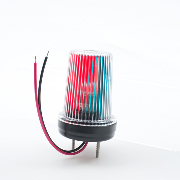 Lights - Tri Tricolour 12v
