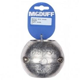 """MGDUFF ZSA200 Zinc Ball Shaft Anode 2"""""""
