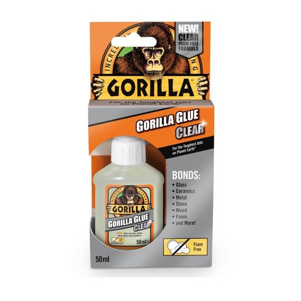 Gorilla Clear Glue 50ml