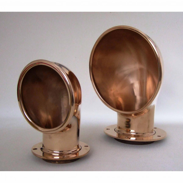 Davey and Co. Cowl Vent Cast Bronze