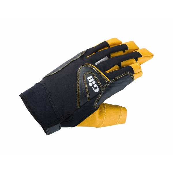 Gill Pro Gloves Long Finger Black