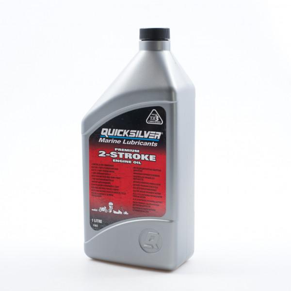 QS Premium 2 Stroke Oil 1L