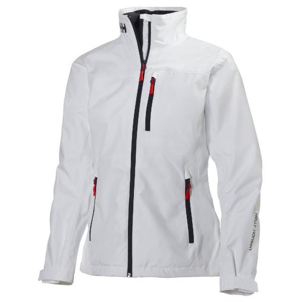 Helly Hansen Womens Crew Midlayer Jacket White 30317