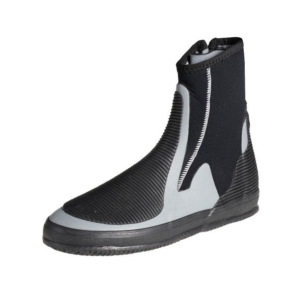 Crewsaver Zip Boot 5mm Neoprene Black