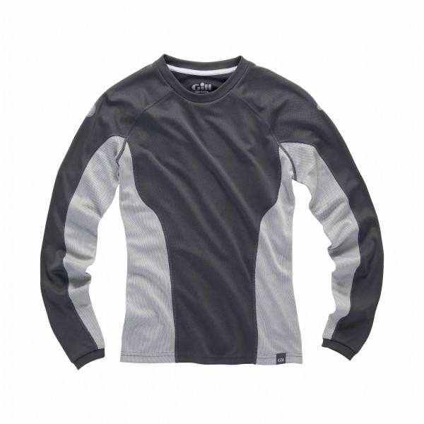 Gill i2 Women's Long Sleeve T-Shirt Ash