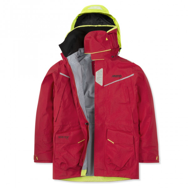 Musto MPX Gore-Tex Pro Offshore Jacket True Red 80823