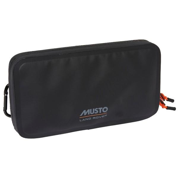 Musto Land Rover Travel Wallet Black
