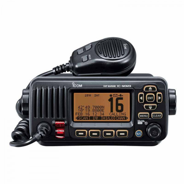 Icom M323G Fixed VHF Radio with GPS