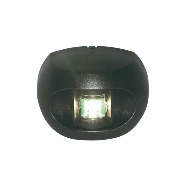 Aqua Signal Series 34 Stern LED Navigation Light Black Housing