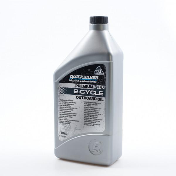 QS Premium Plus 2 Stroke Oil 1L