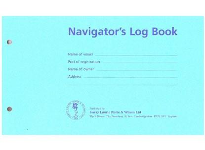 Imray Navigator's Logbook Refill